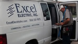 Excel Electric Van